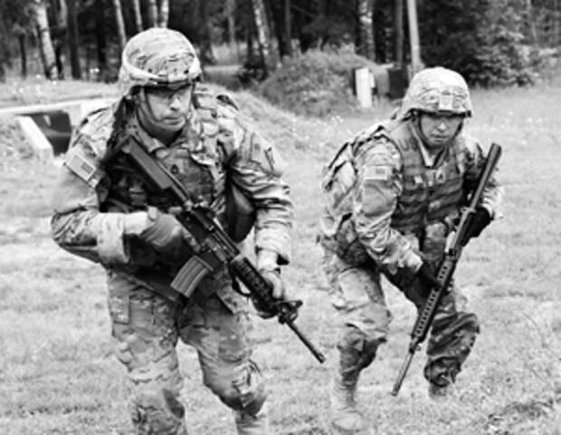 США отправляют в Прибалтику дополнительно 4,2 тыс. солдат