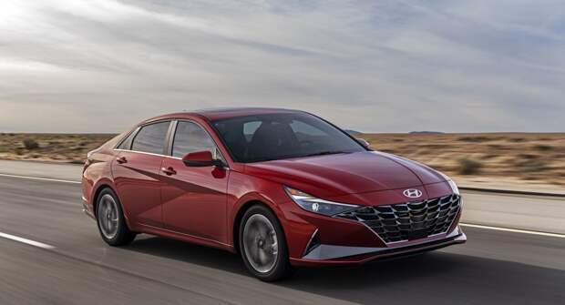 «Заряженную» Hyundai Elantra 2021 показали на фото до премьеры. Ее окончательные характеристики уже известны