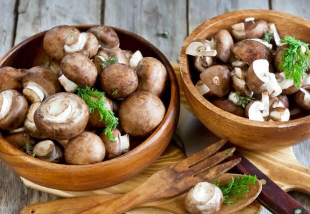 Почему нужно есть больше грибов