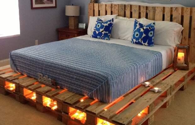 Мебель из ничего: что можно сделать, используя деревянные поддоны