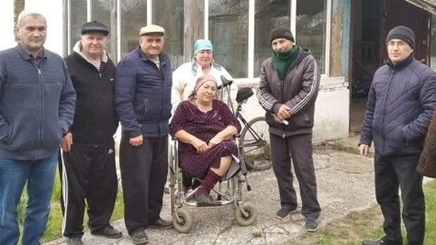 Выезд мобильной группы в Изумрудновское и Яркополенское сельские поселения Джанкойского района