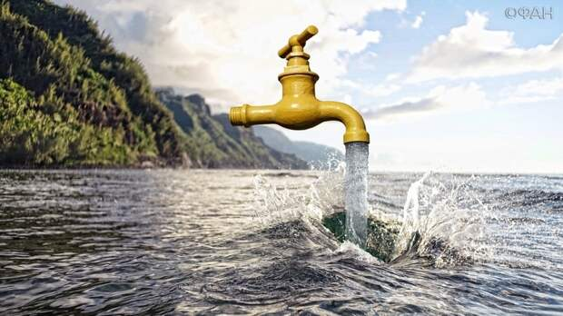 Жители Алушты шокированы новым графиком подачи воды