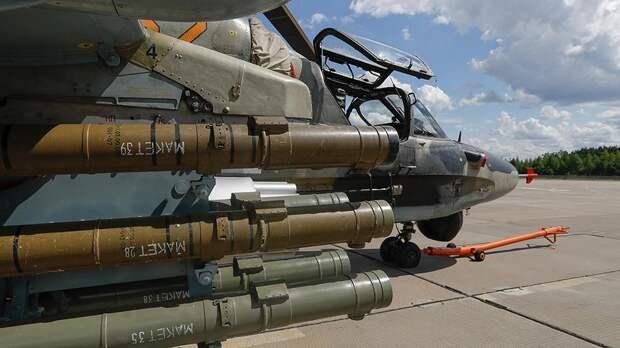 Противотанковые управляемые ракеты (ПТУР) «Атака»на вертолете Ка-52 «Аллигатор»на территории Летно-испытательного комплекса холдинга «Вертолеты России»
