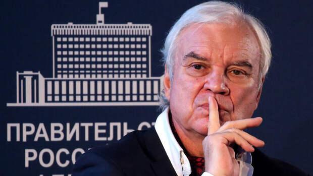 Ведущий Владимир Молчанов госпитализирован в Москве