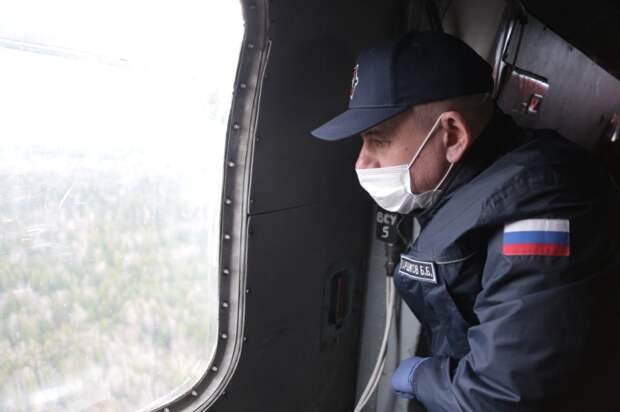 В Москве сократилось количество природных пожаров