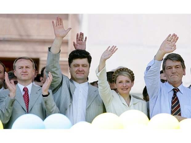 «Ничего общего с реальной демократией»: какую роль в истории Украины сыграла «оранжевая революция»