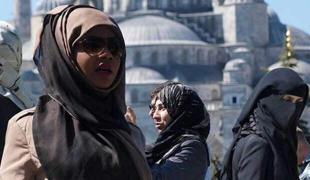 В Швеции арабы предлагают шведам покинуть свою страну
