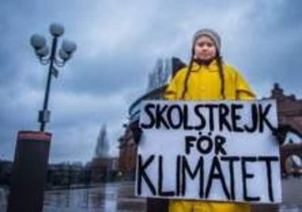 Шведскую школьницу выдвинули на Нобелевскую премию