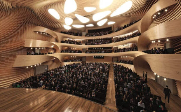 Проект Севастопольского оперного театра