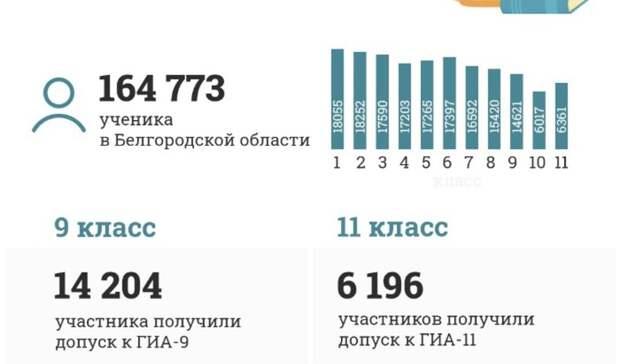 ВБелгородской области 49 первоклассников останутся навторой год