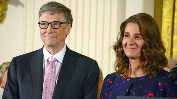Молодая китаянка могла разрушить брак Билла Гейтса