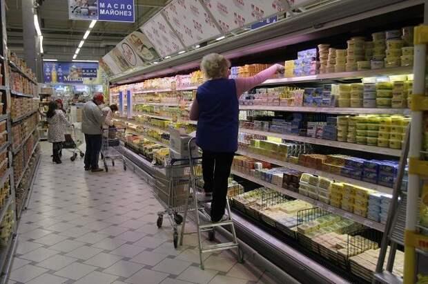 Российские власти могут расширить ограничения на экспорт продуктов