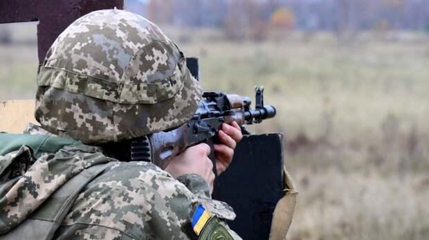 Украина попросила США о расширении тренировочной миссии для военных