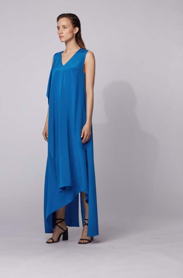 платья с необычным дизайном