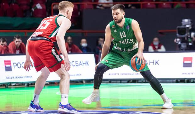 УНИКС чуть не упустил победу в полуфинале Единой лиги ВТБ