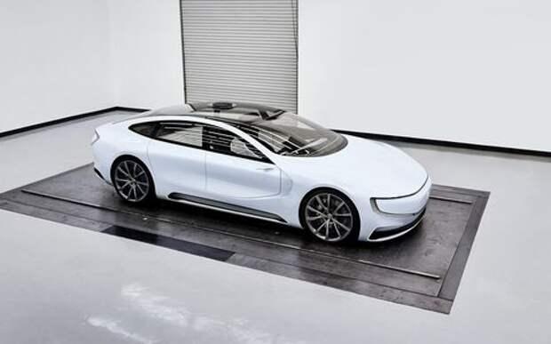 LeEco планирует выпускать по 400 тыс. электромобилей в год!