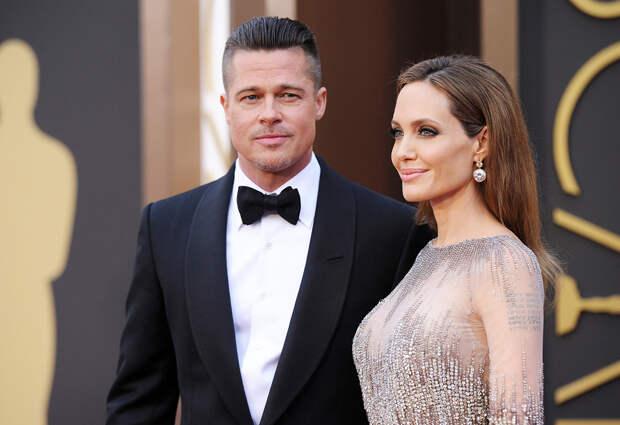 Анджелина Джоли не согласна, чтобы Брэд Питт тоже был опекуном их несовершеннолетних детей