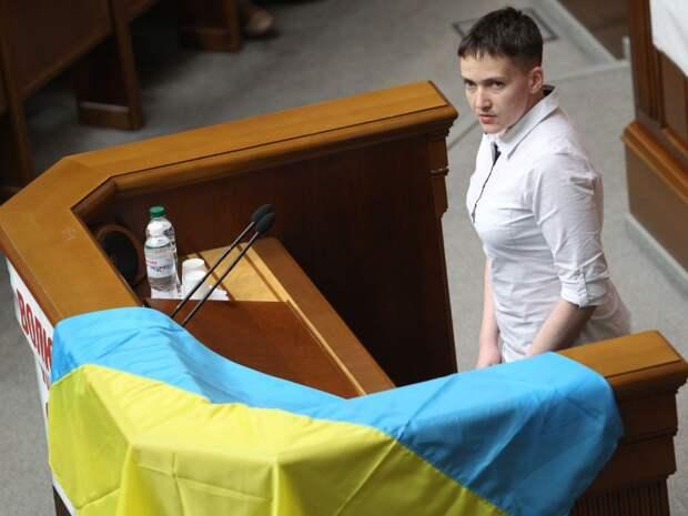 Савченко рассказала о грядущем новом Майдане и расколе Украины