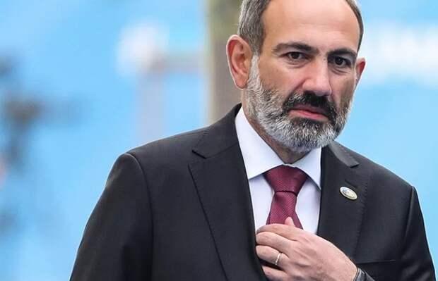 Пашинян заявил о готовности уйти с поста премьера
