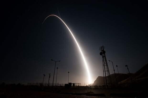 Пентагон анонсировал пуск ракеты Minuteman III в мае