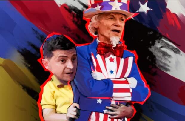 Украина под руководством США планирует теракты