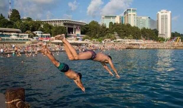 На Кубани купальный сезон наступит через месяц