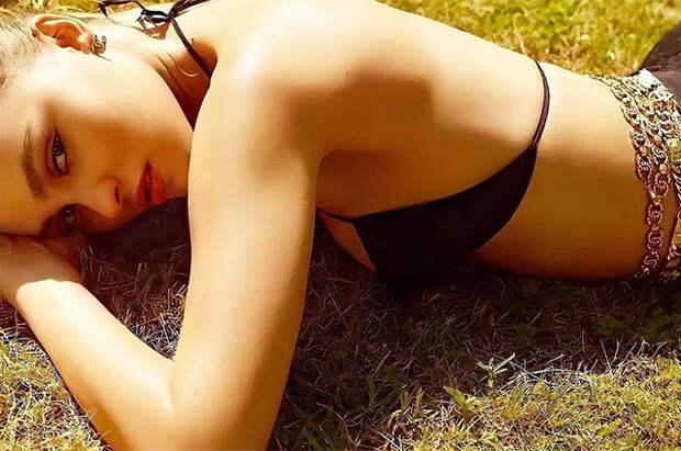 Лили-Роуз Депп снялась в новой рекламной кампании Chanel