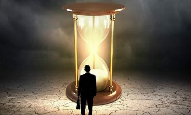 Время – суровый учитель жизни, который не прощает опозданий.