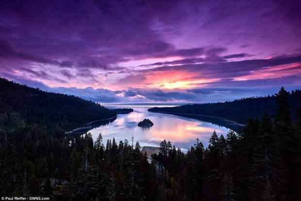 Национальный парк Emerald Bay State Park