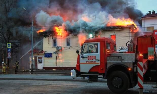 Архангельская прокуратура выяснила, что всгоревшем недавно ресторане «Девичья башня», нарушали противокоронавирусные ограничения