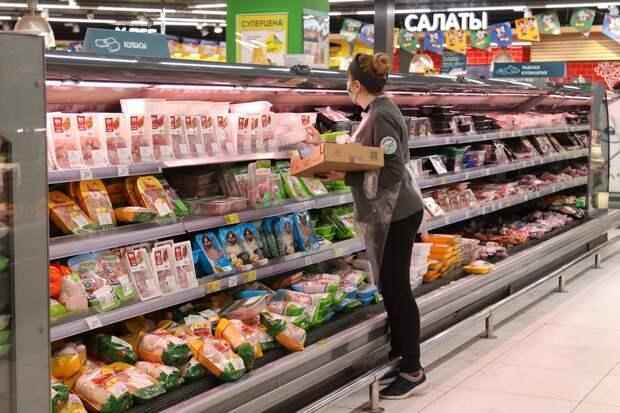 «Жадность отдельных производителей и торговых сетей»: Мишустин назвал причину роста цен на продукты в России