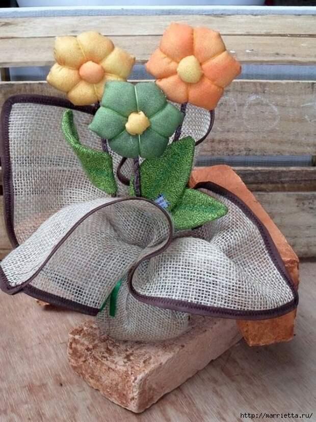 Работы для вдохновения в технике лоскутного шитья