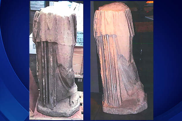 Кардашьян опровергла причастность к контрабанде древнеримской статуи