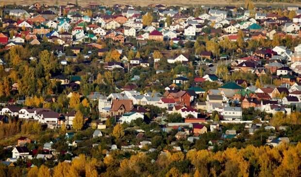 ВКазани снесут частные дома ради строительства многоэтажек