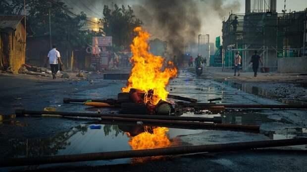 Около 60 протестующих было убито при подавлении протестов в Колумбии