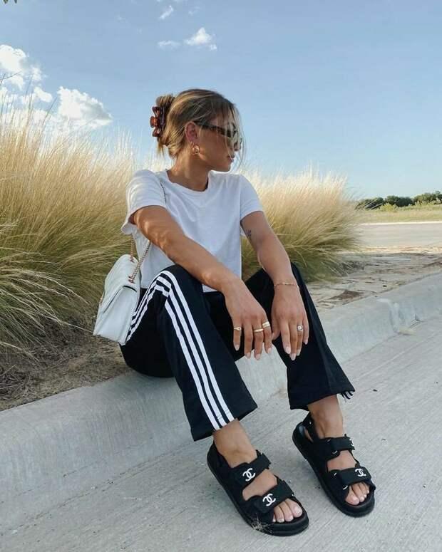 Что такое спортивные сандалии и с чем их носить этим летом?