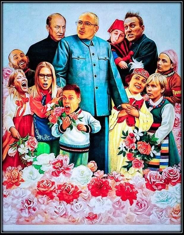Мои заметки о том, что нам готовит Прекрасная Россия Будущего