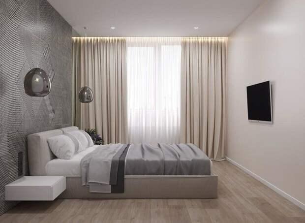 Какой же пол выбрать для своей спальни? Расскажем о самых распространенных напольных покрытий для любимого места в доме.