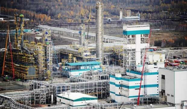 Простые газохимические проекты намерен строить СИБУР наЯмале