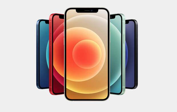 В России Apple iPhone 12 продаются значительно хуже предшественников