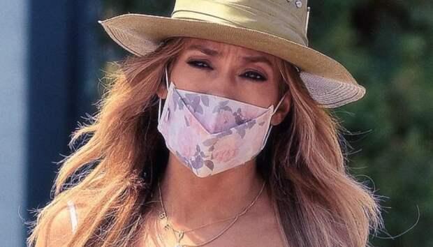 «Беннифер навсегда»: Дженнифер Лопес носит трогательную подвеску с именем Бена Аффлека