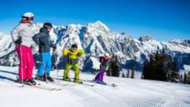 Штубай – горнолыжный рай для семей с детьми в Альпах