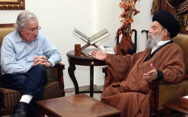 Интервью с Ноамом Хомским