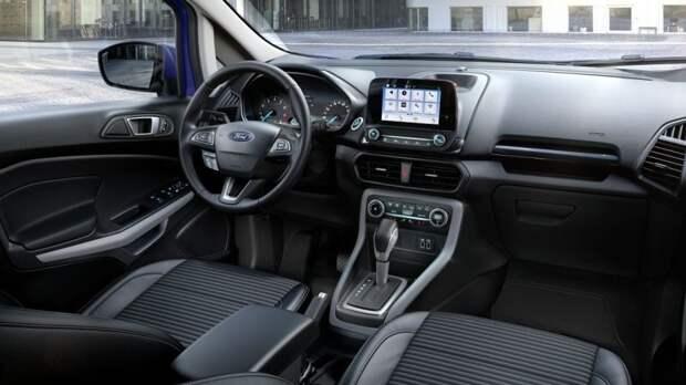 Ford презентовал трехрядный внедорожник Timberline 2021 года