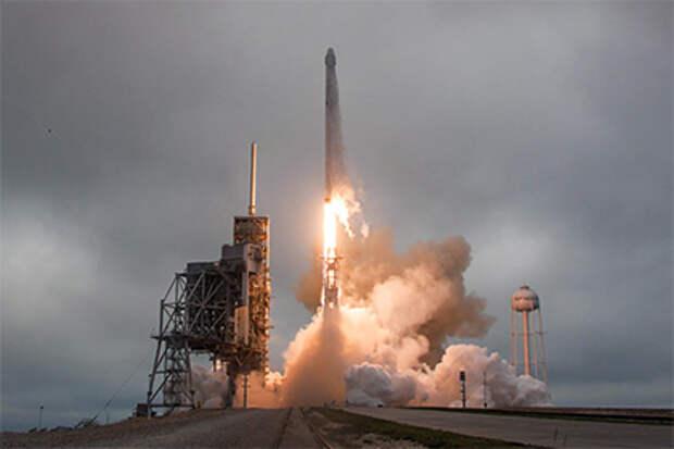 SpaceX совершила третий успешный пуск в 2017 году