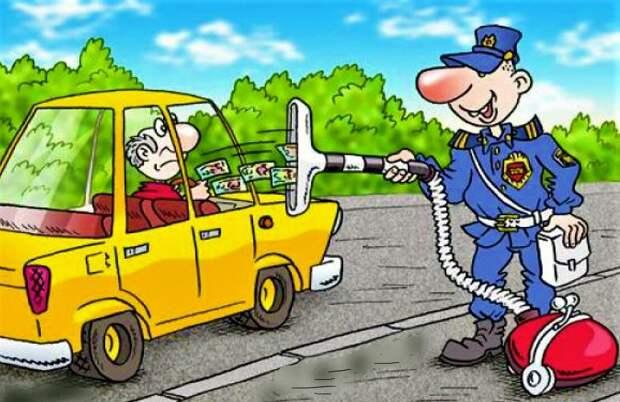 Поборы продолжаются. Новый штраф в 5000 рублей за парковку у дачного участка