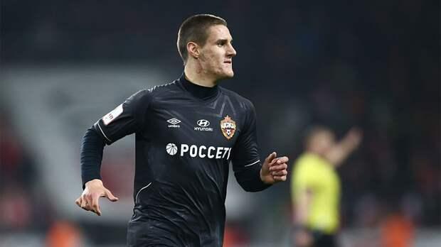 ЦСКА может отдать Шкурина в аренду в Турцию или Польшу
