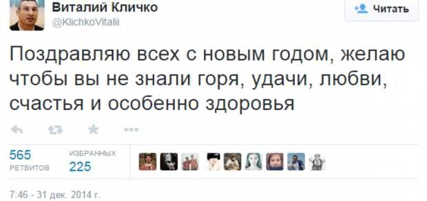 Украина Кличко
