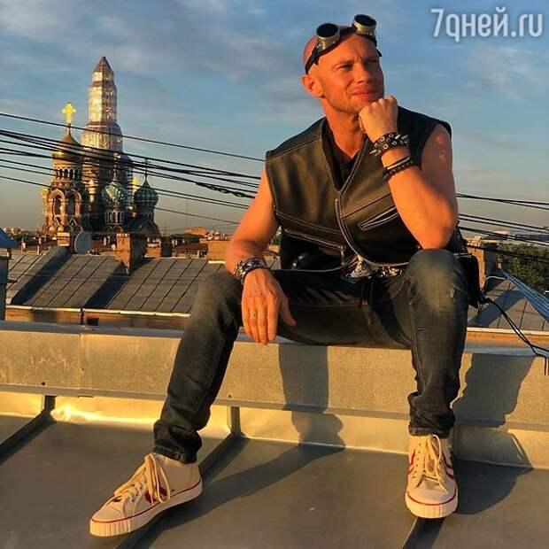 «Не моя вина, что я алкоголик»: Хрусталев впервые признался в своей слабости