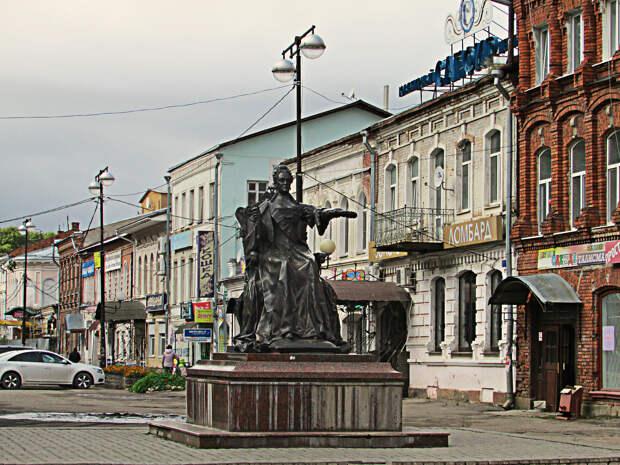 """Красоты России. """"Тверская Венеция"""" - Вышний Волочек"""